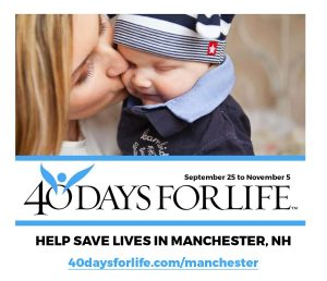 40 Days for Life Manchester @ Planned Parenthood (public right of way) | Manchester | New Hampshire | United States