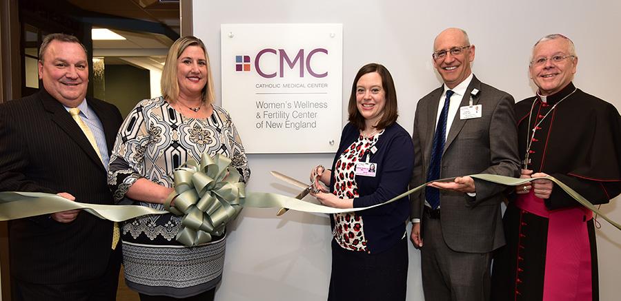 Catholic Medical Center Celebrates Grand Opening of New OB/GYN Practice