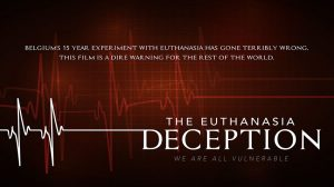 """Showing of """"The Euthanasia Deception"""" @ Immaculate Heart of Mary 