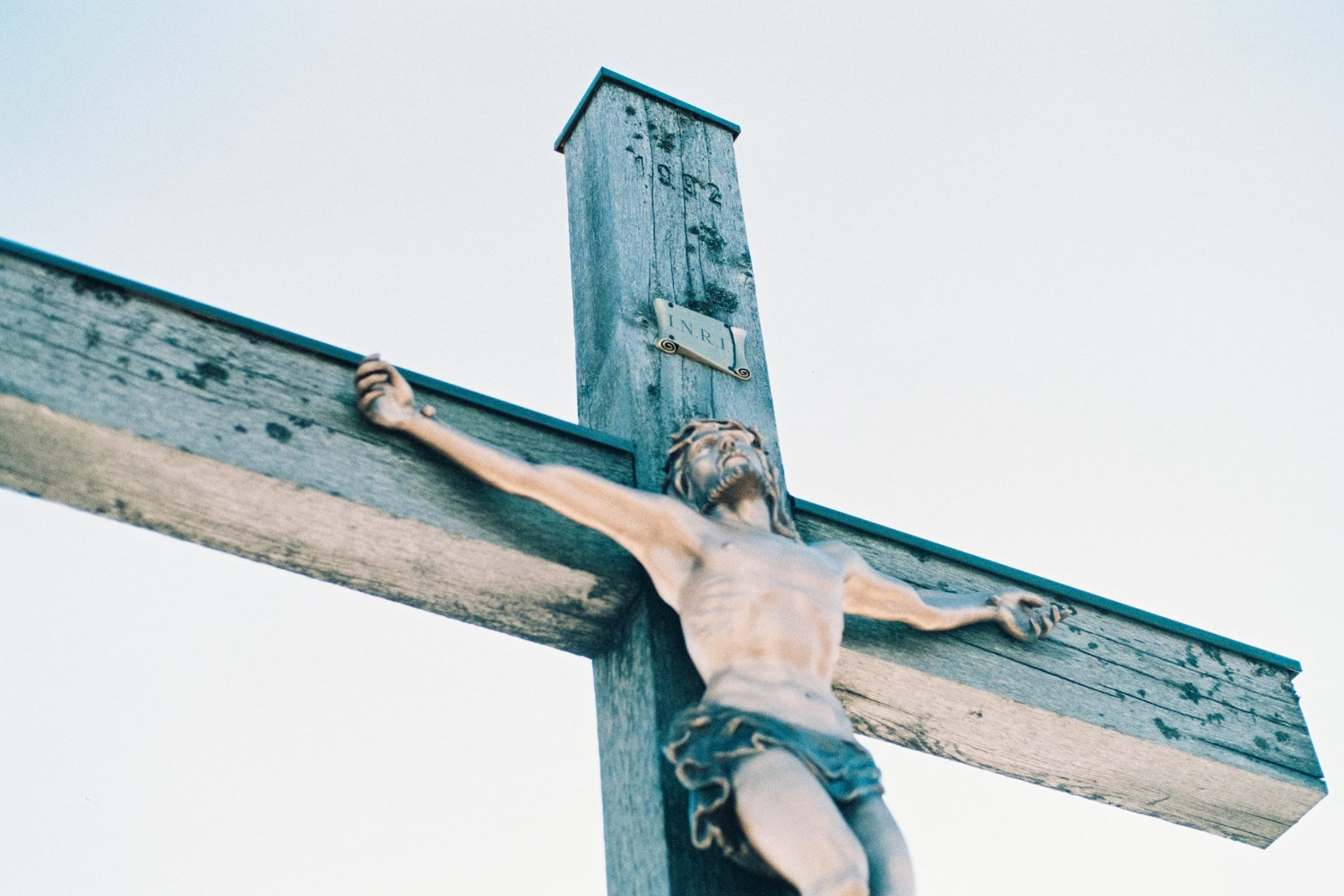 Stations of the Cross outside Planned Parenthood