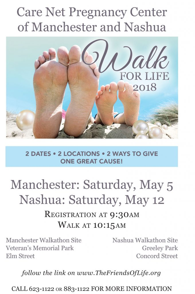 CareNet Walk for Life Manchester @ Veteran Memorial Park | Manchester | New Hampshire | United States